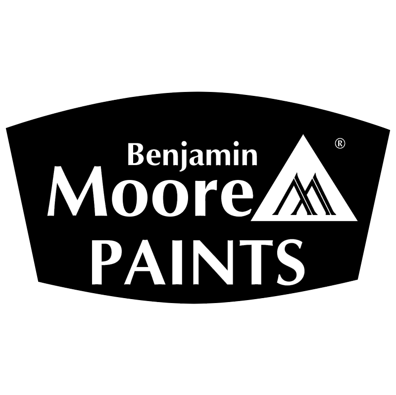 Benjamin Moore Paints 4180 vector