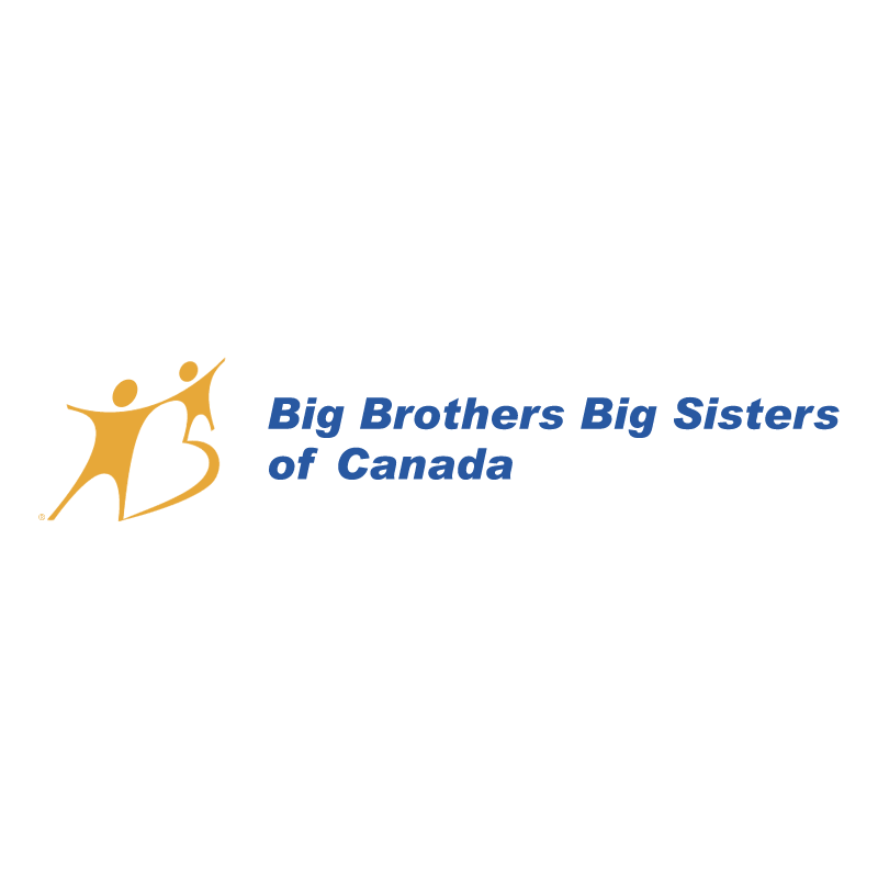 Big Brothers Big Sisters of Canada vector logo