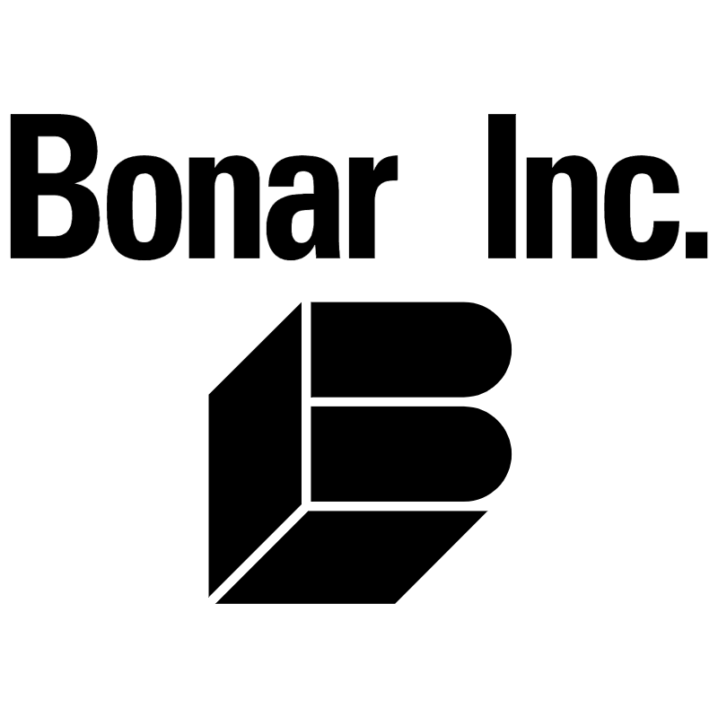 Bonar Inc 925 vector