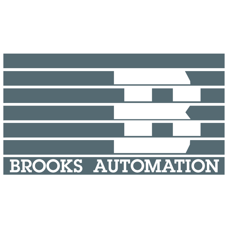 Brooks Automation 25183 vector logo