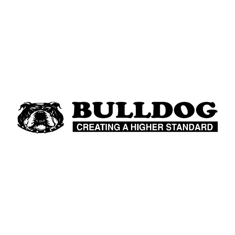 Bulldog 53839 vector