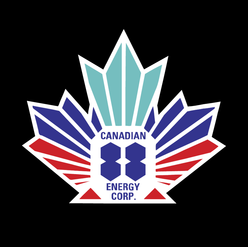 Canadian 88 Energy logo