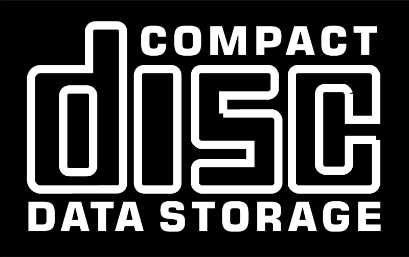 CD Data Storage logo logo