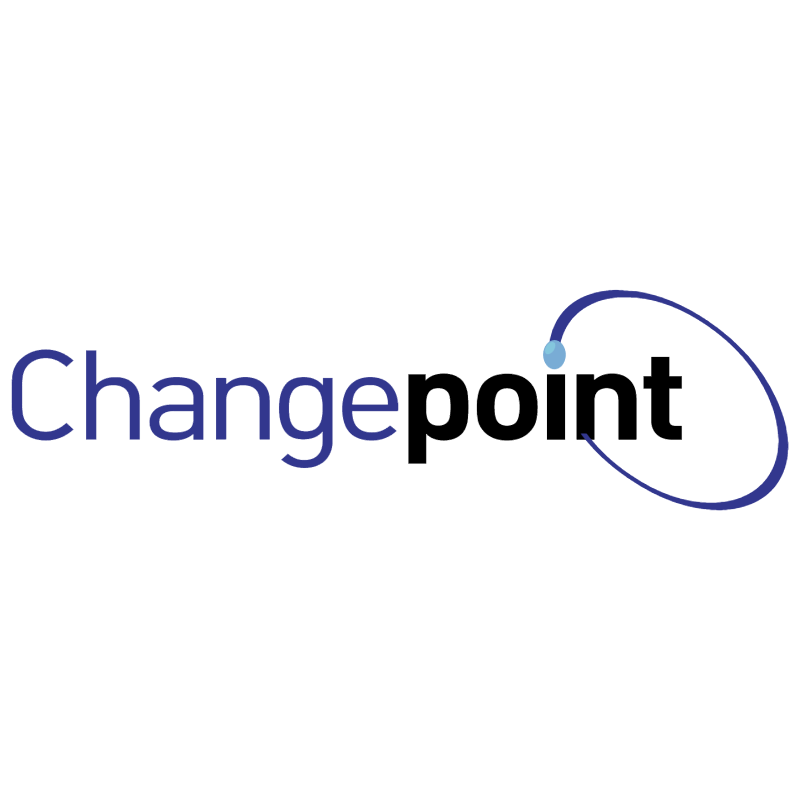 ChangePoint vector logo