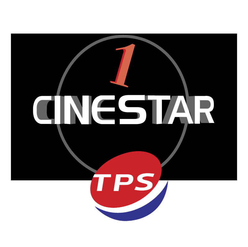 Cinestar 1 vector logo