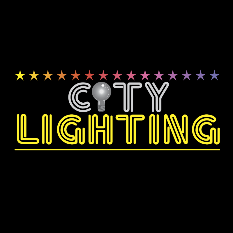 City Lighting vector