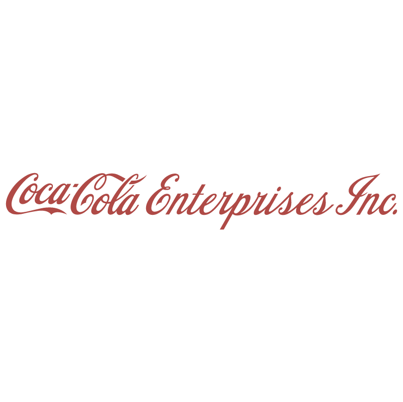 Coca Cola Enterprises Inc vector