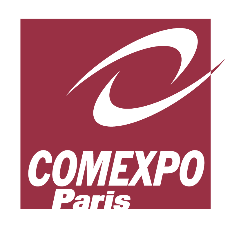 Comexpo Paris vector logo
