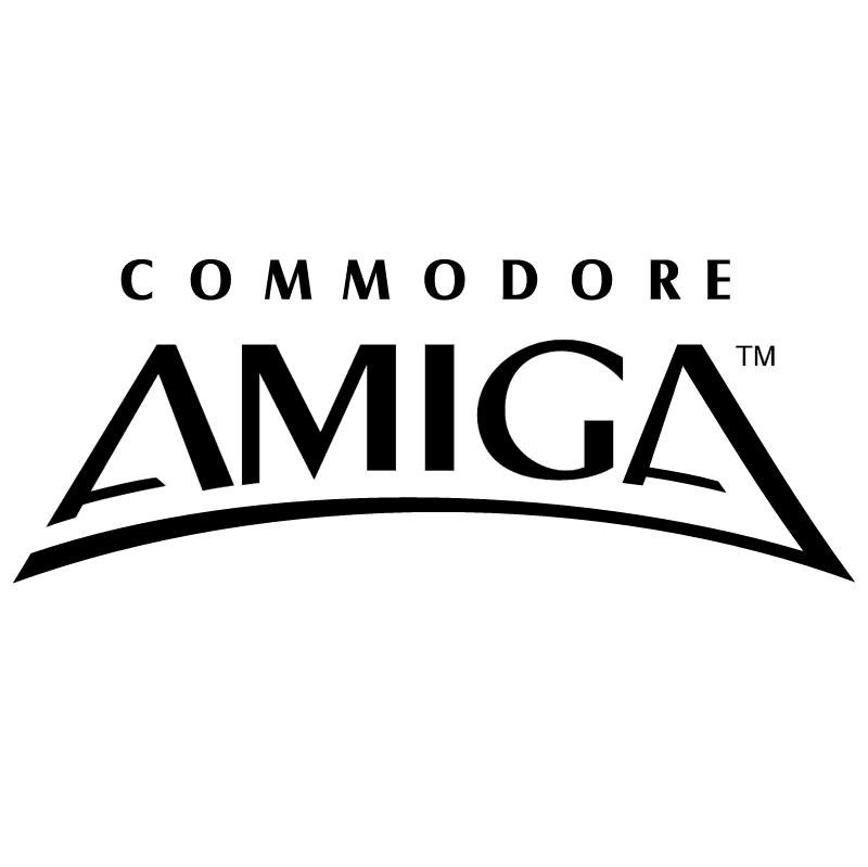Commodore Amiga vector logo