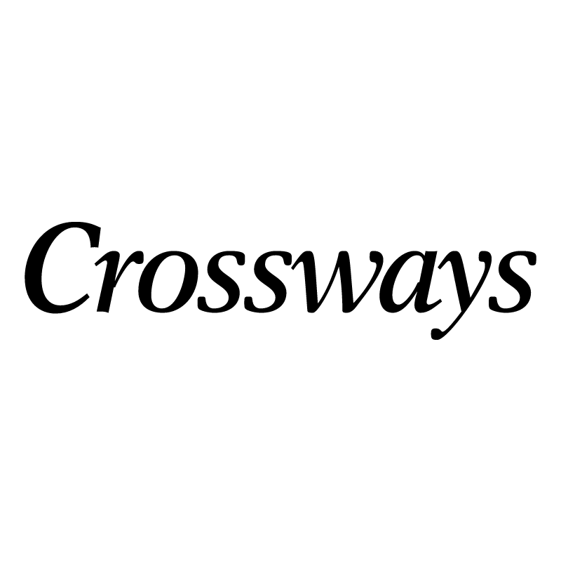 Crossways vector logo