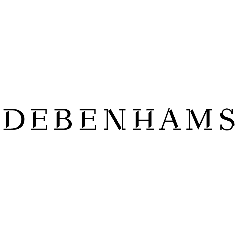 Debenhams vector logo