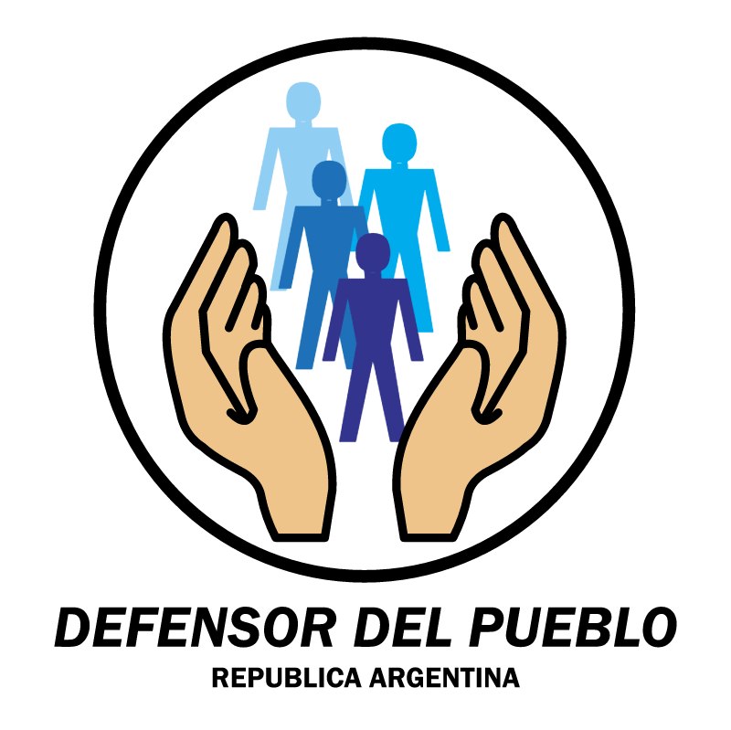 Defensor del Pueblo logo