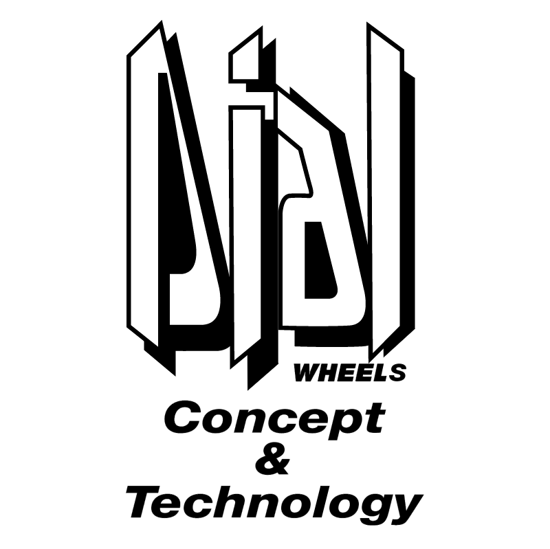 Dial Wheels vector