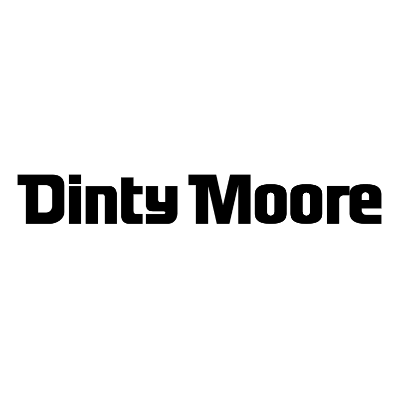 Dinty Moore vector