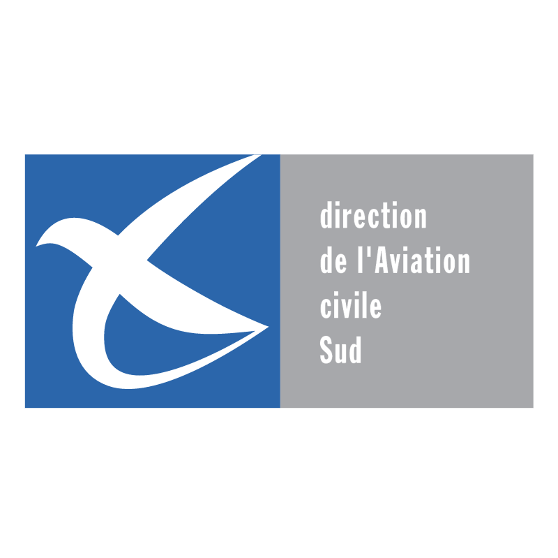 Direction de l'Aviation civile Sud vector