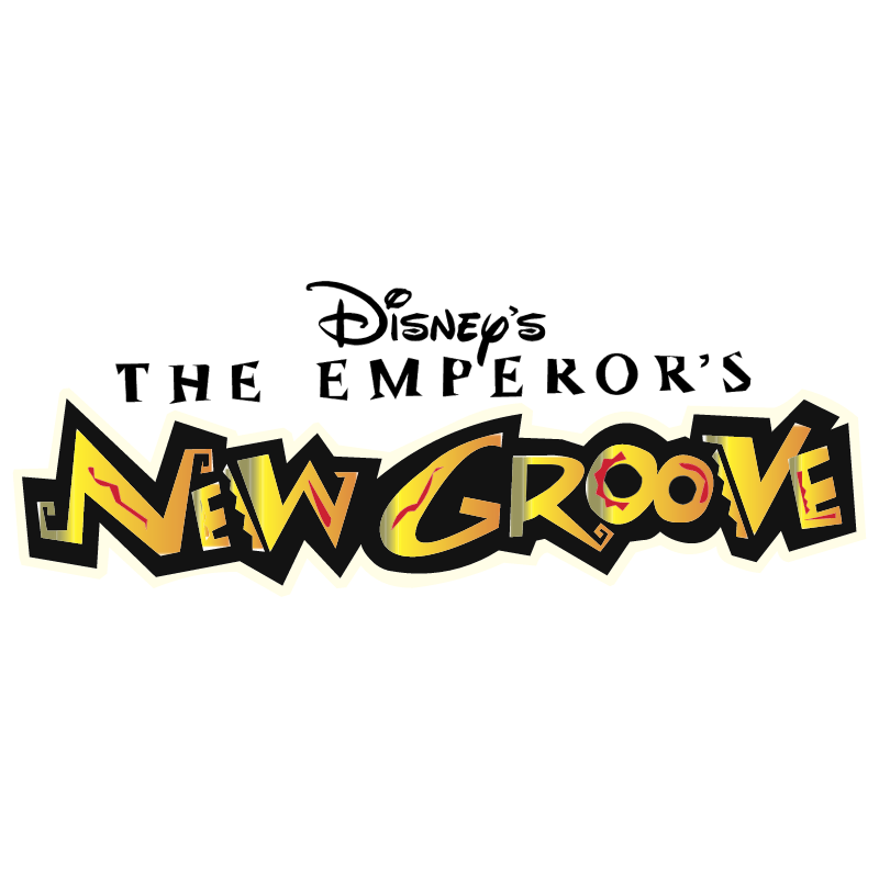 Disney's The Emperor's New Groove logo
