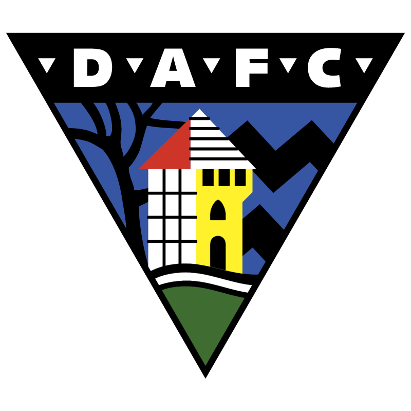 Dunfermline Athletic vector logo
