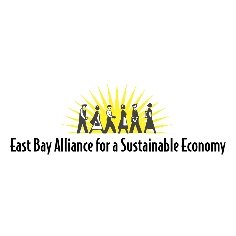 East Bay Alliance for a Sustainable Economy vector