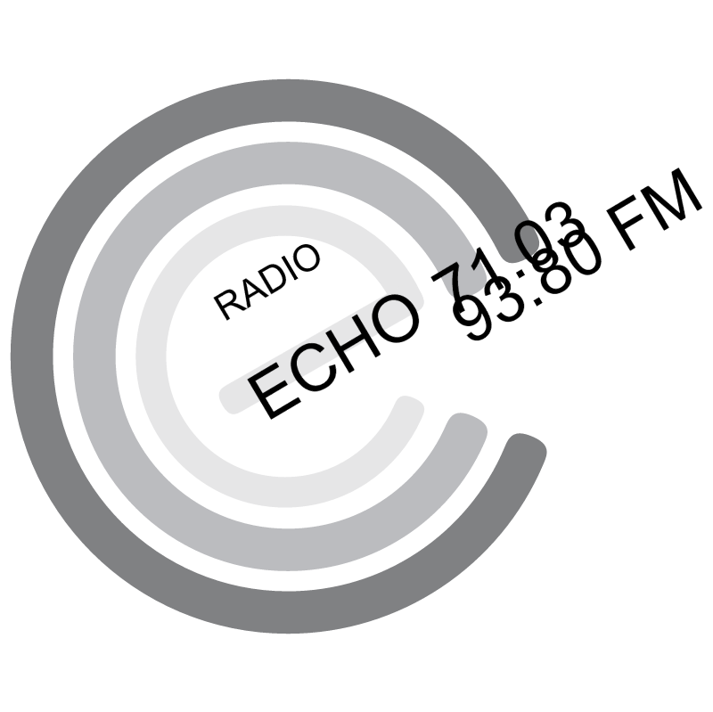 Echo Radio vector