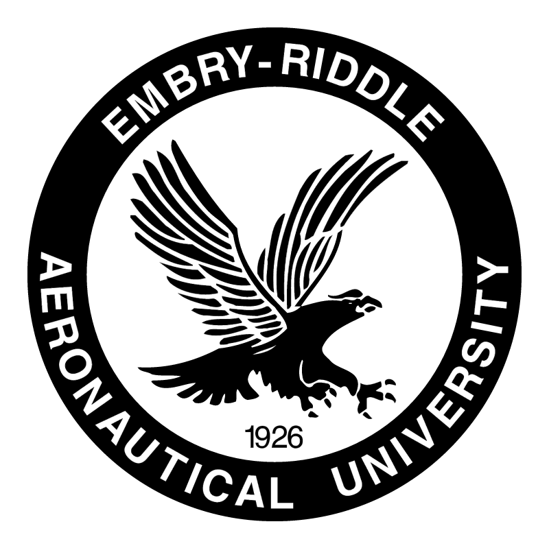 Embry Riddle Aeronautical University logo
