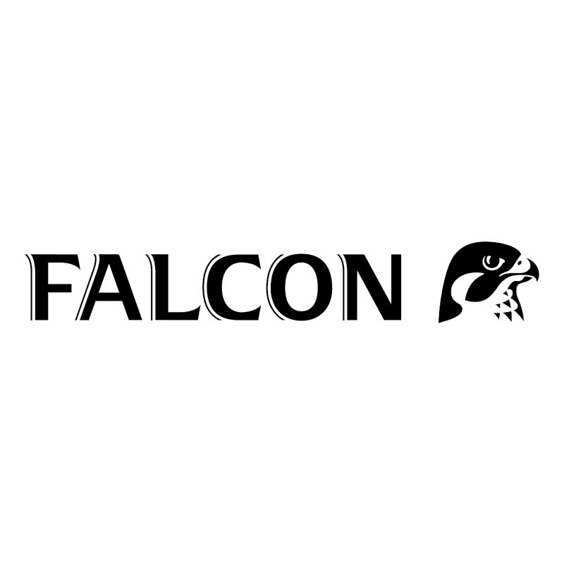 Falcon vector logo