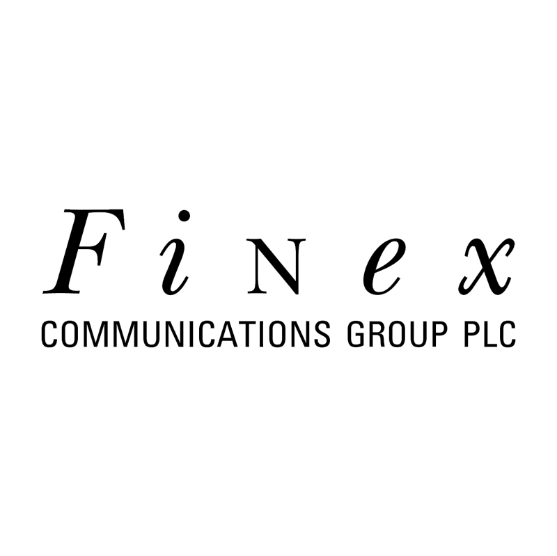 Finex Communications Group vector
