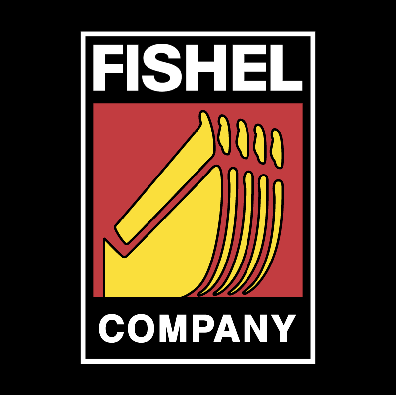 Fishel Company vector