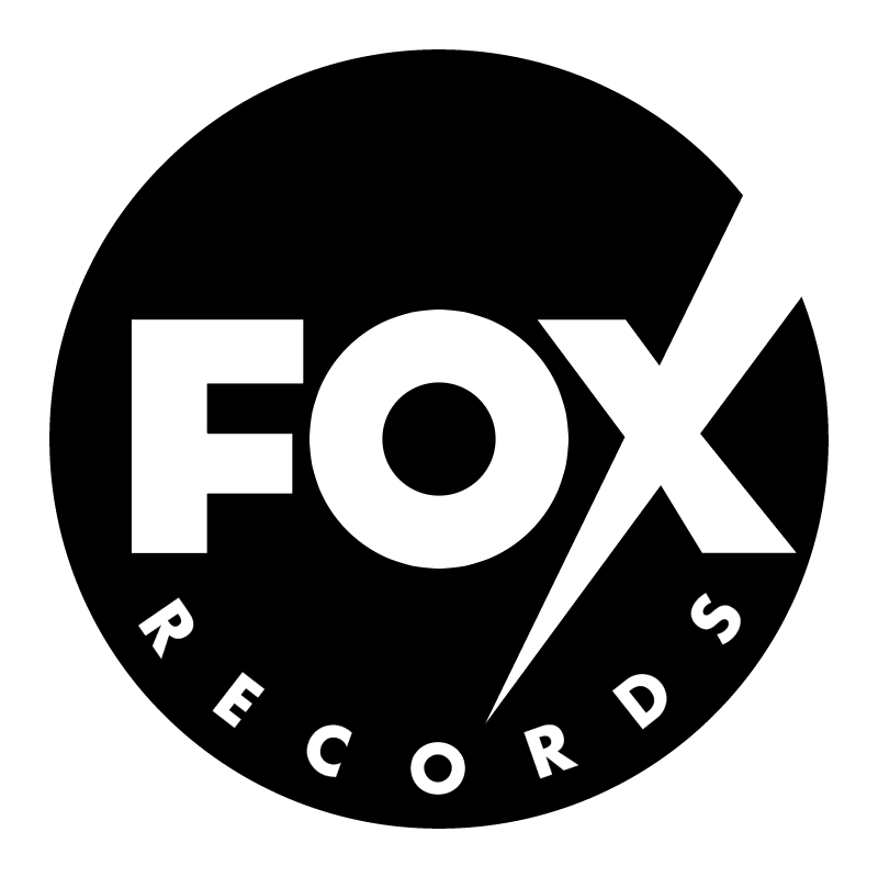 Fox Records vector logo