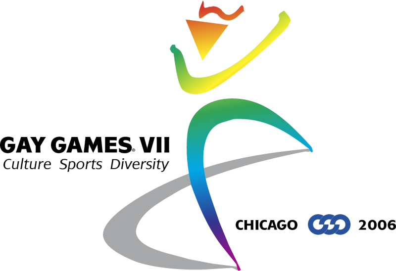 Gay Games VII logo