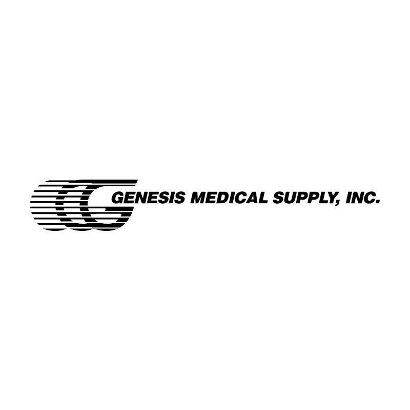 Genesis Medical Supply vector