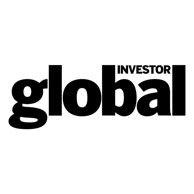 Global Investor vector logo