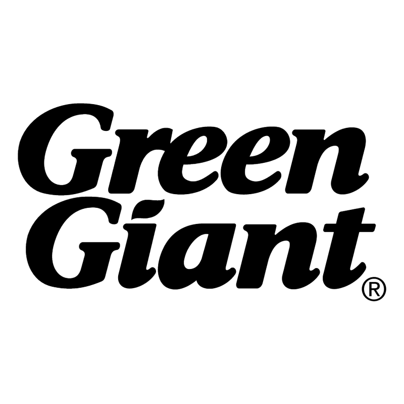 Green Giant vector logo