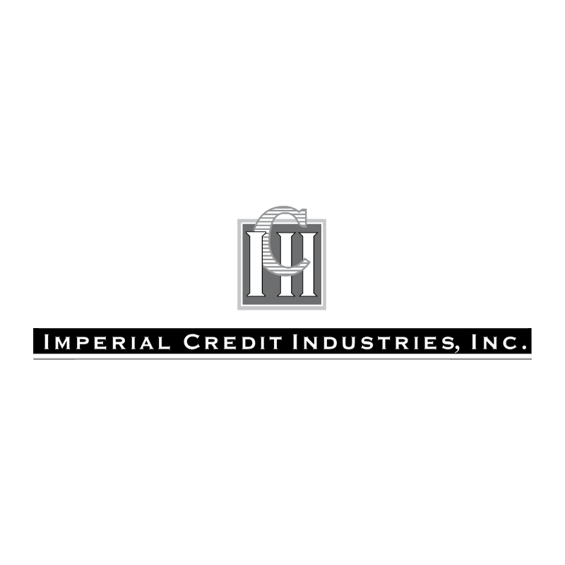 Imperial Credit Industries vector