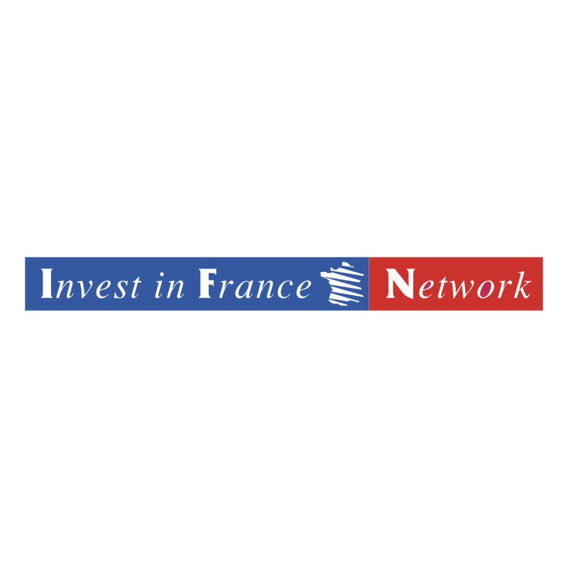 Invest in France Network vector