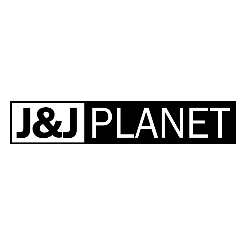 J&J Planet vector logo