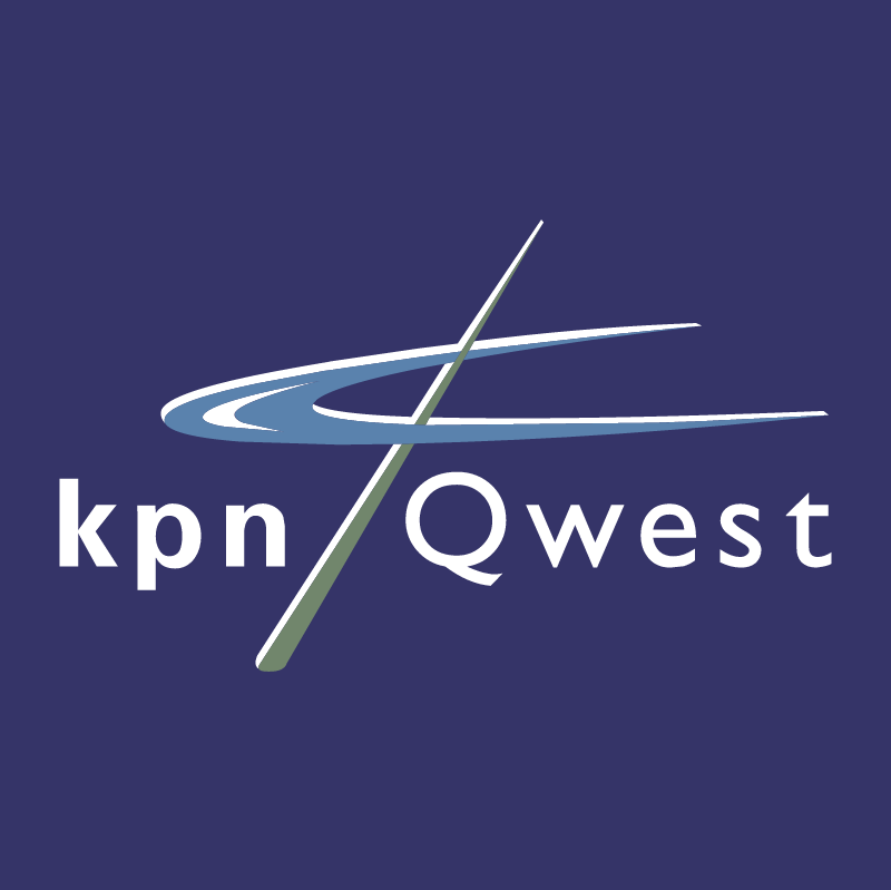 KPNQwest vector logo