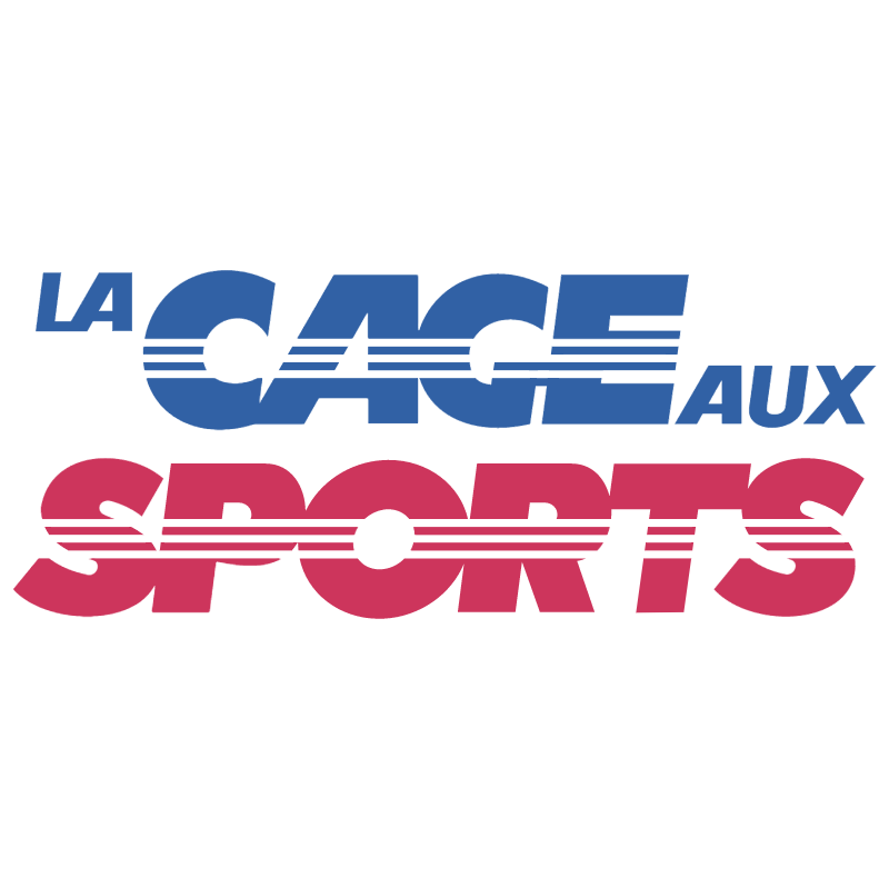 La Cage Aux Sports ⋆ Free Vectors, Logos, Icons And Photos