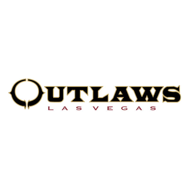 Las Vegas Outlaws vector logo