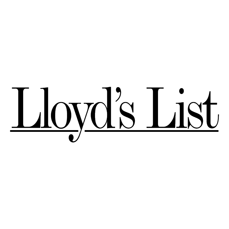 Lloyd's List vector