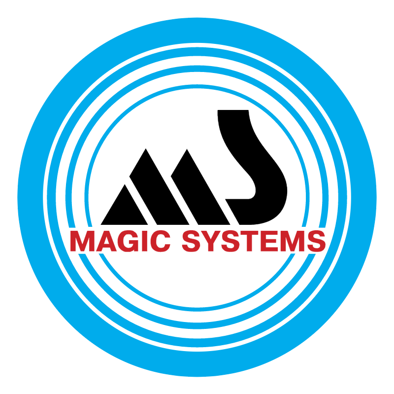 Magic Systems vector logo