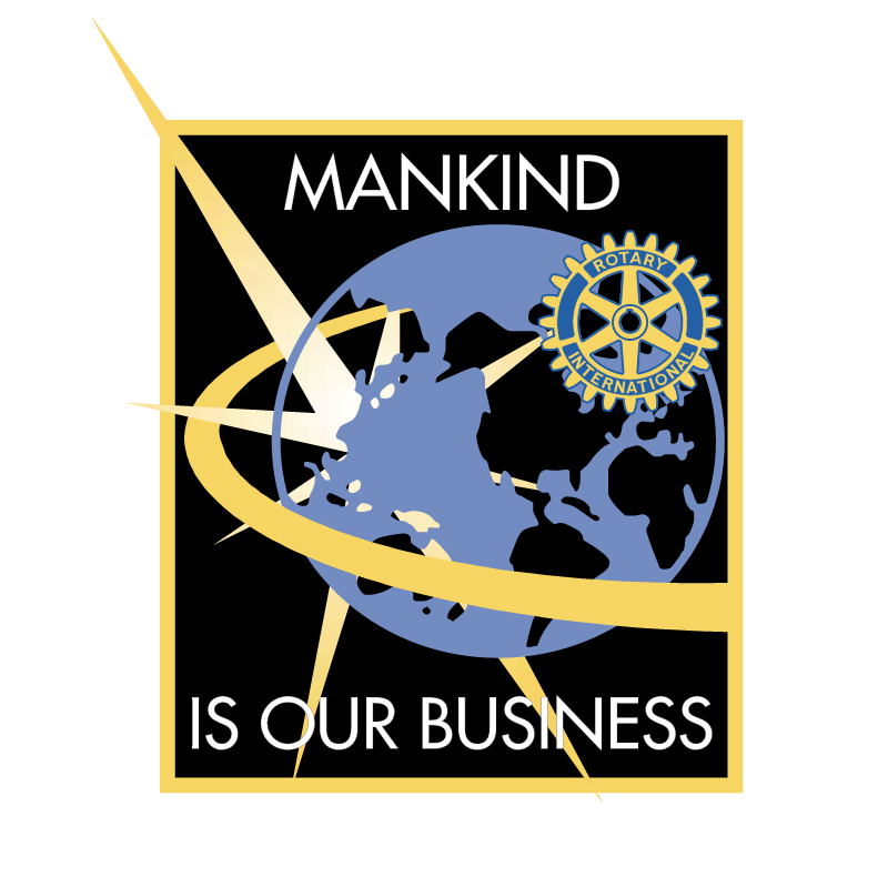 Mankind Is Our Business vector logo