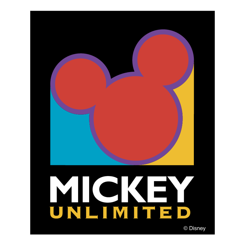 Mickey Unlimited vector