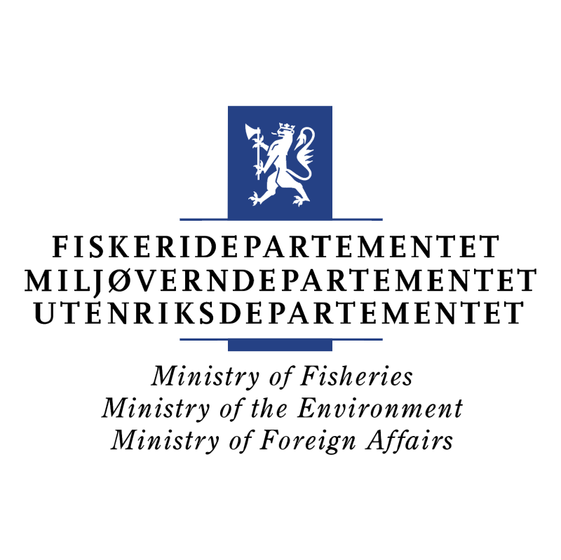 Ministry of Fisheries logo