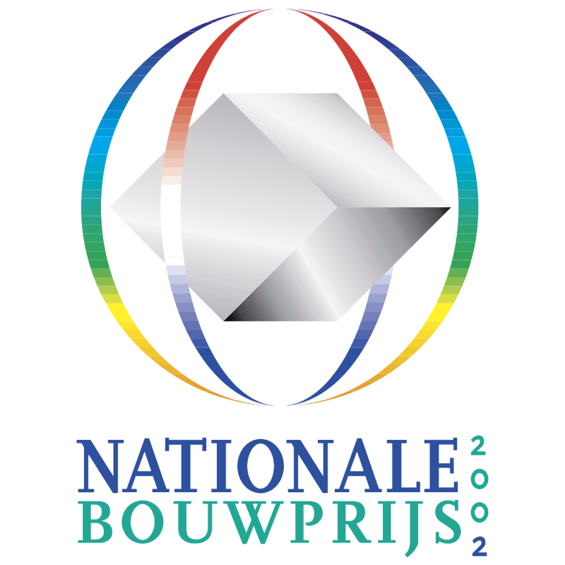 Nationale Bouwprijs 2002 vector logo