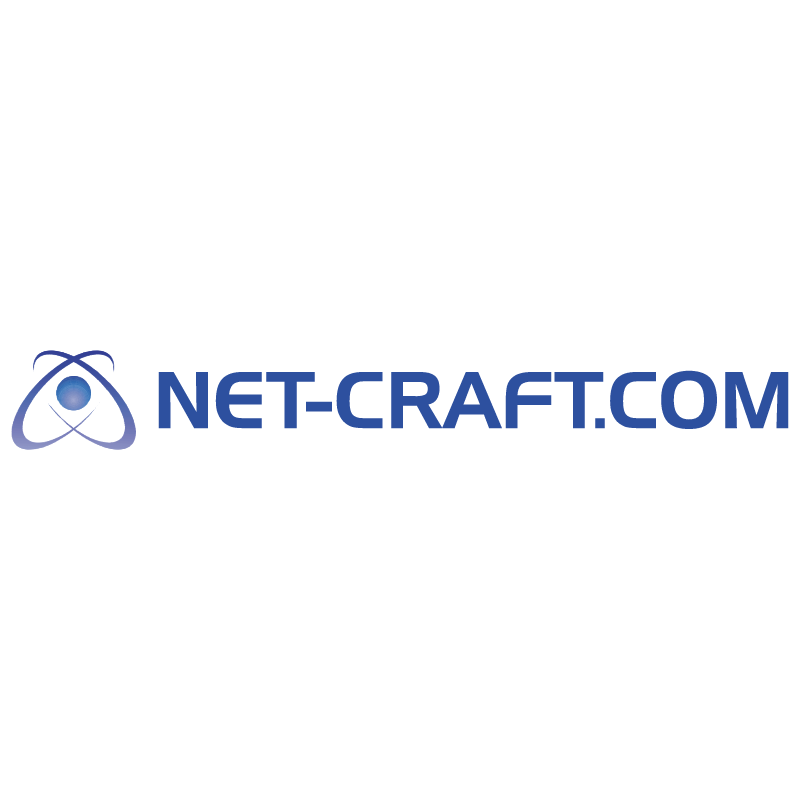 Net Craft com vector logo