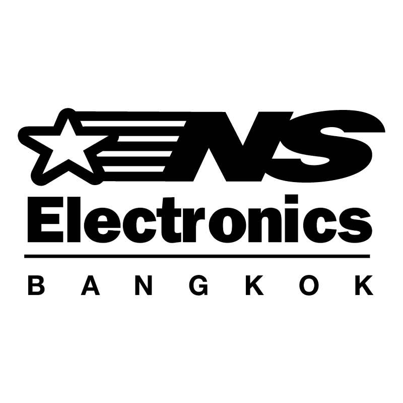 NS Electronics logo