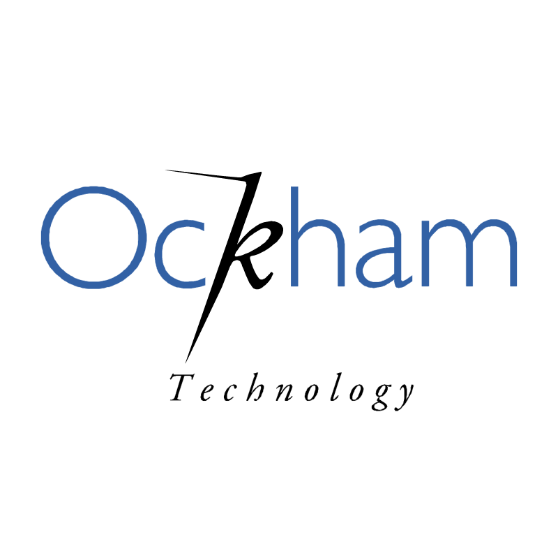 Ockham Technology vector logo