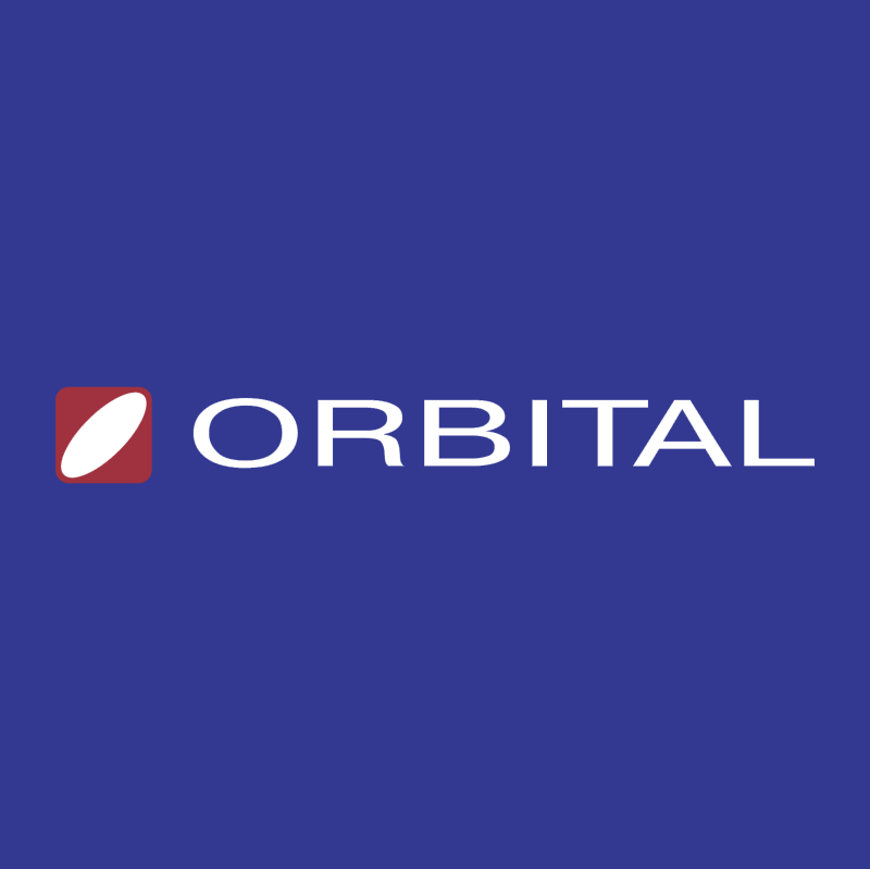 Orbital vector logo