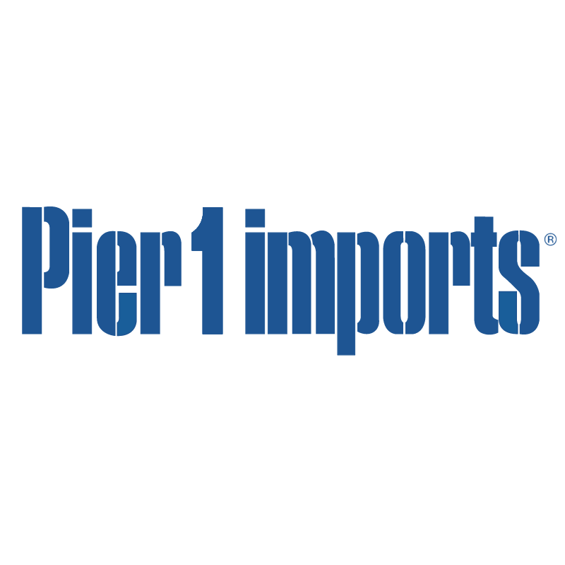 Pier 1 Imports vector