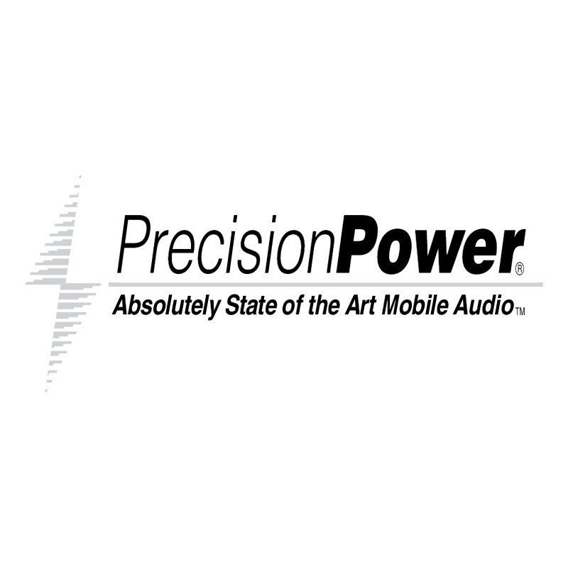 Precision Power vector logo